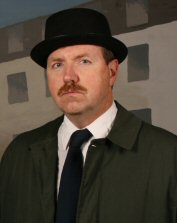Charlie Denning plays Mr. Bumble.